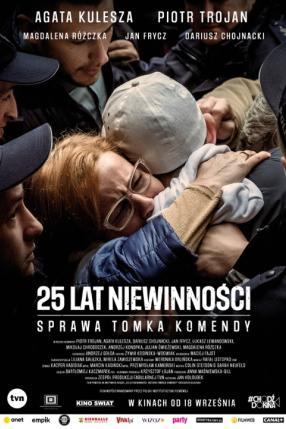 TANI FILM: 25 lat niewinności. Historia Tomka Komendy