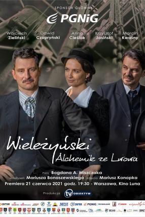 Wieleżyński - alchemik ze Lwowa